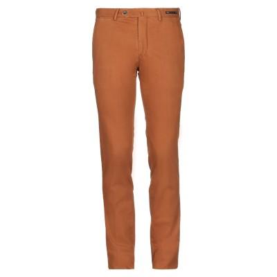 PT Torino パンツ 赤茶色 52 コットン 98% / ポリウレタン 2% パンツ