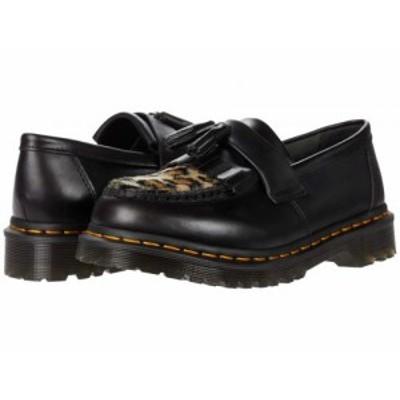 Dr. Martens ドクターマーチン レディース 女性用 シューズ 靴 ローファー ボートシューズ Adrian Tassel Dark【送料無料】