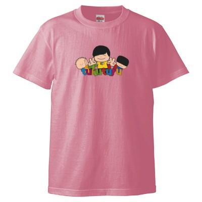 つるつるTシャツ(カラー : ピンク, サイズ : M)