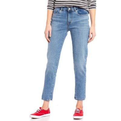 リーバイス レディース デニムパンツ ボトムス Levi's Classic Crop Jeans Hawaii Sun