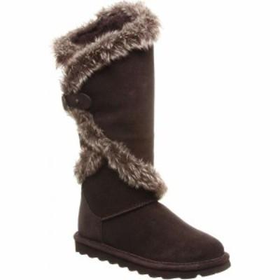 ベアパウ Bearpaw レディース ブーツ シューズ・靴 Sheilah Boot Chocolate II
