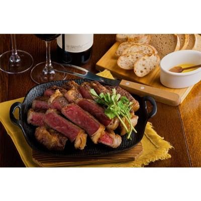 さの萬 国産ドライエイジングビーフ サーロイン 200g×2枚セット ステーキ 牛肉 熟成肉 赤身肉 ジューシー 肉厚 高級 高品質 お取り寄せ ギフト 贈答