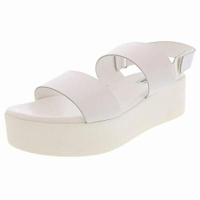 Madden メデン ファッション サンダル Steve Madden Womens Rachel Leather Ankle-High Sandal