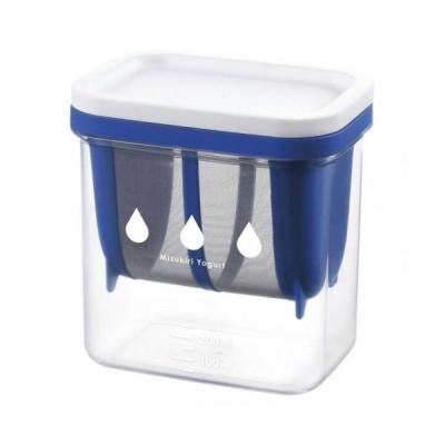 ノベルティ/販促品向け水切りヨーグルトができる容器  調理/女性向けに!