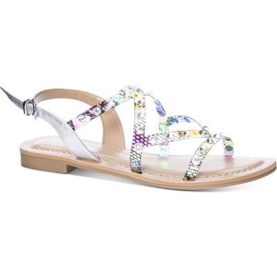 チャイニーズランドリー Chinese Laundry レディース サンダル・ミュール シューズ・靴 Candi Studded Sandals Opal/Silver Multi