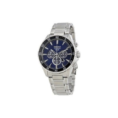 セイコー 腕時計 Seiko Core クロノグラフ メンズ 腕時計 SSC445