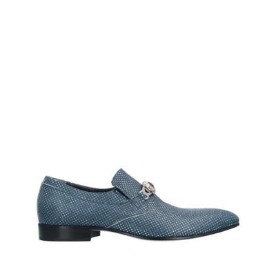 ジョバンニ コンティ GIOVANNI CONTI メンズ ローファー シューズ・靴 loafers Slate blue