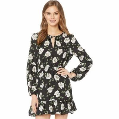 ビービーダコタ BB Dakota レディース ワンピース ワンピース・ドレス Florally Known As Dress Black