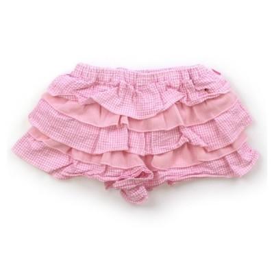 ミキハウス mikiHOUSE ショートパンツ 80サイズ 女の子 子供服 ベビー服 キッズ