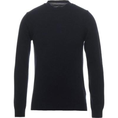 レトア RETOIS メンズ ニット・セーター トップス Sweater Dark blue