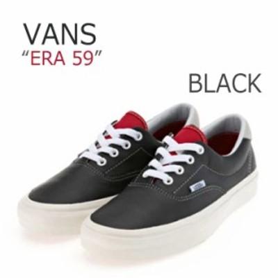 ERA 59 BLACK/RACING RED【バンズ】 【VN0003S4IL2】 シューズ