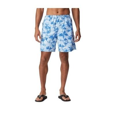 コロンビア カジュアルパンツ ボトムス メンズ Men's PFG Super Backcast Water Short Harbor Blue Martini Marlin