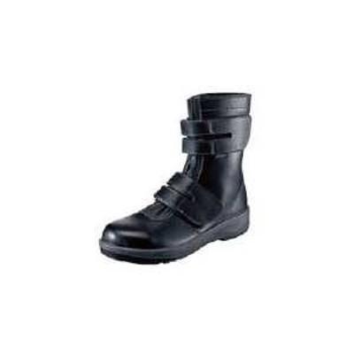 シモン 安全靴 長編上靴 7538黒 28.0cm
