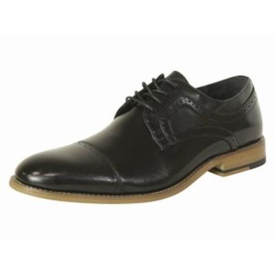 Stacy Adams ステイシーアダムス ファッション ドレスシューズ Stacy Adams Mens Dickinson Black Memory Foam Oxfords Shoes