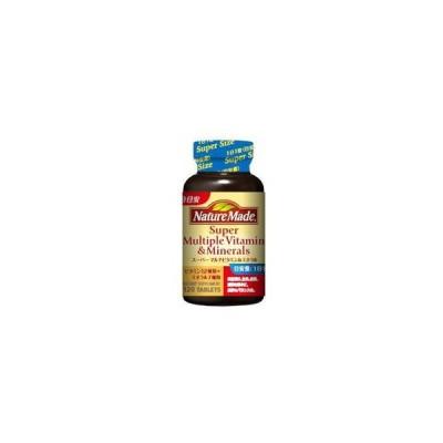 ネイチャーメイド スーパーマルチビタミン&ミネラル 120粒  - 大塚製薬