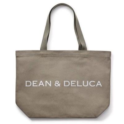 DEAN & DELUCA(ディーン&デルーカ)チャリティトートバッグ2020 オリーブ Lサイズ 限定品