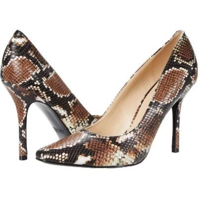 ナインウエスト Nine West レディース パンプス シューズ・靴 Ailie Black Lizard