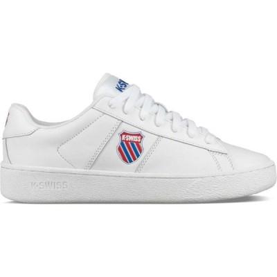 ケースイス クラシック K Swiss Classics メンズ スニーカー シューズ・靴 Court Casal P Trainers White/Corp