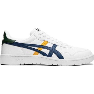 アシックス Asics メンズ スニーカー シューズ・靴 Japan Trainers White/Blue