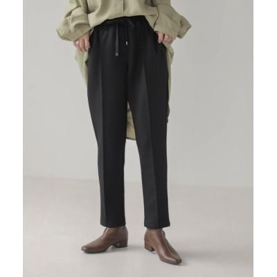Bou Jeloud / 【WEB限定】ボンディングセンターシームパンツ WOMEN パンツ > パンツ