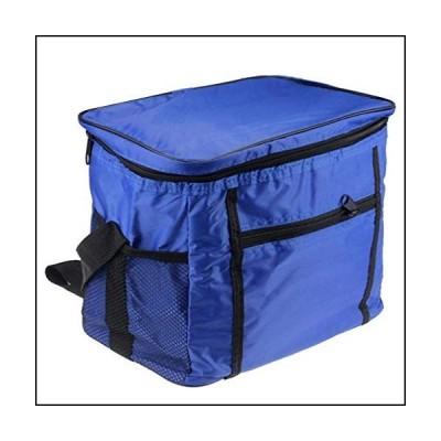 Deal ICHQ ピクニックランチバッグ 保温保冷 防水 断熱 ポータブルトート ピクニックランチバッグ レッド[
