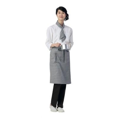 MONTBLANC 9-595 サロンエプロン(男女兼用) 【業務用】コック服