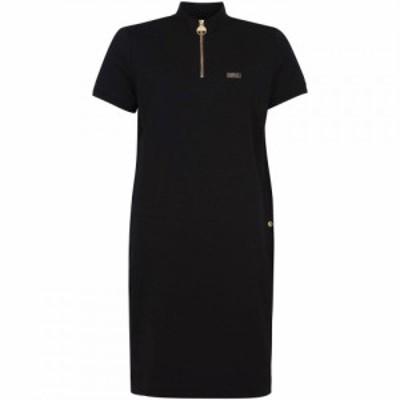 バブアー Barbour International レディース ワンピース ワンピース・ドレス Baltimore Dress Black