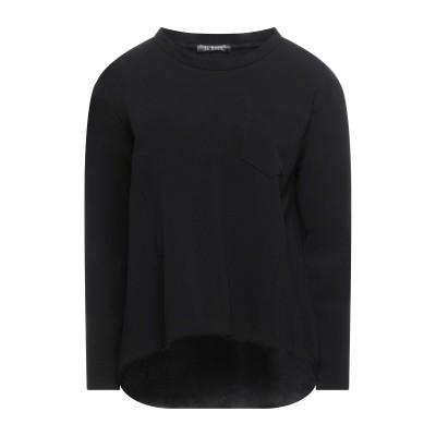 LA KORE ブラウス ブラック 40 ポリエステル 92% / 指定外繊維(その他伸縮性繊維) 8% ブラウス
