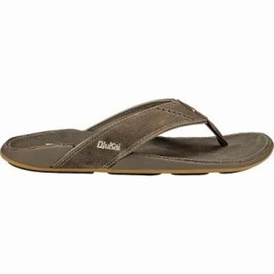 オルカイ サンダル Nui Sandal Clay/Clay