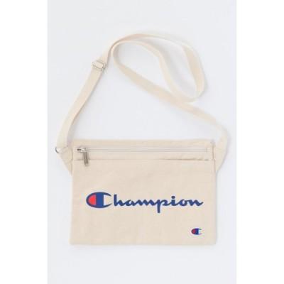 チャンピオン サコッシュ (Champion) キャンバスサコッシュ 5821204