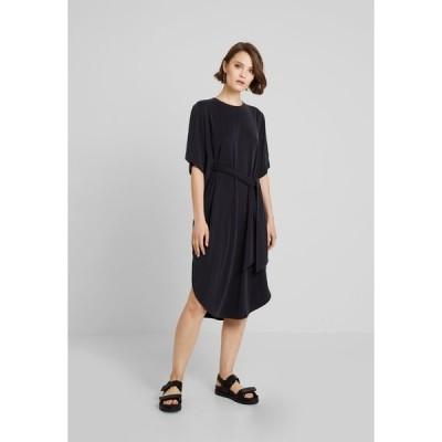 モンキ ワンピース レディース トップス HESTER DRESS - Jersey dress - black