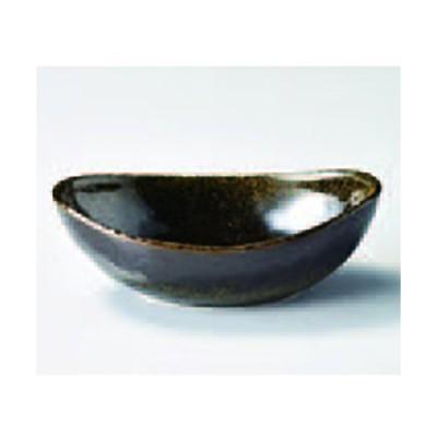 金彩天目 楕円5.5鉢 509-04-024