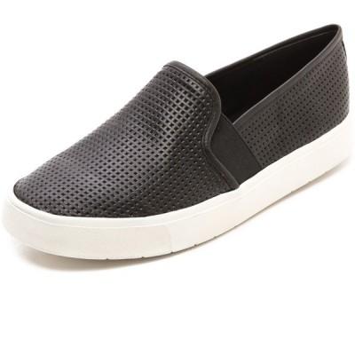 ヴィンス Vince レディース スリッポン・フラット スニーカー シューズ・靴 Blair Slip On Sneakers Black