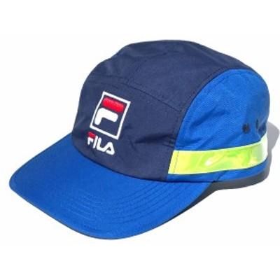 フィラ:【メンズ】LINETAPE JET CAP【FILA カジュアル 帽子 キャップ】
