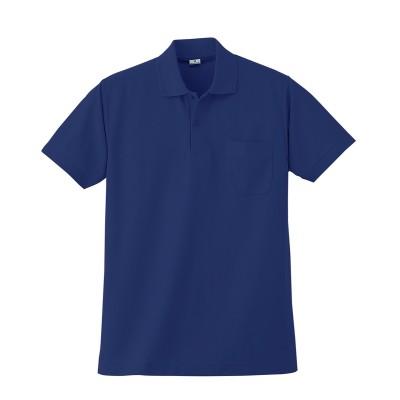 小倉屋 272 半袖ポロシャツ(男女兼用) 作業服