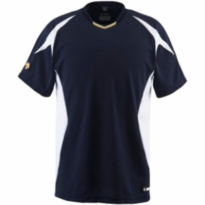 ベースボールシヤツ デサント(descente) ヤキュウソフトベースボールTシャツ (jdb116-snsw)
