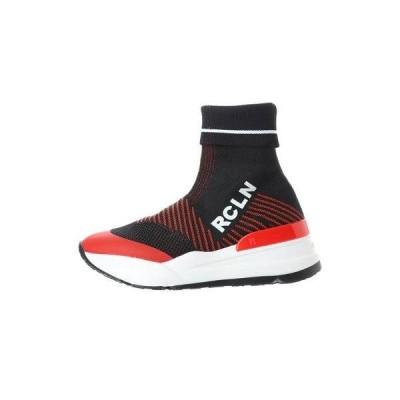 ルコライン RUCO LINE 4046 MAGLIA BLACK/RED (BLACK/RED)