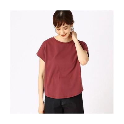 <COMME CA ISM(Women)/コムサ イズム> 《コットン》 日本の伝統色(R)Tシャツ(1264CP03) 12【三越伊勢丹/公式】