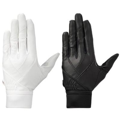 ミズノ 守備用手袋 グローバルエリート ZeroSpace 高校野球ルール対応モデル 一般 大人 (左手用/右投げ) 1EJED240