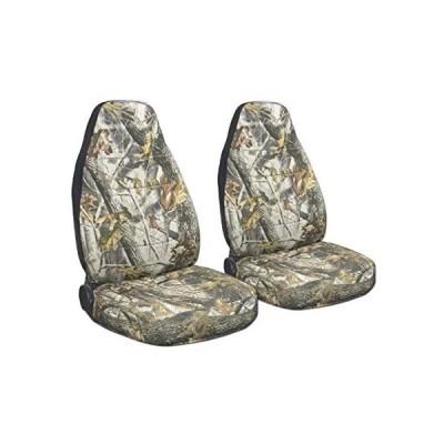 """送料無料 1998 Jeep Wrangler TJ seat covers. Front set of """"Real Tree Camouflage"""""""