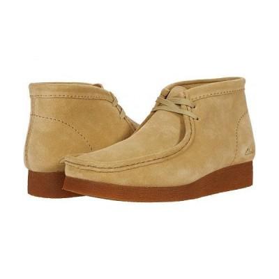 Clarks クラークス メンズ 男性用 シューズ 靴 ブーツ チャッカブーツ Wallabee Boot 2 - Maple Suede