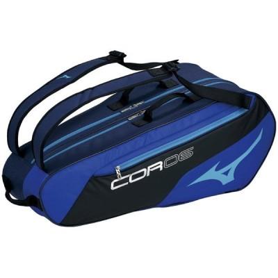 MIZUNO(ミズノ) ラケットバッグ(6本入れ)COR06 テニス&ソフトテニス イクイップメント 63JD100281