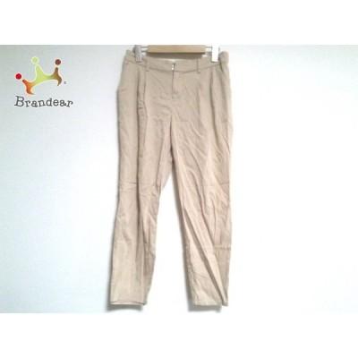ルーニィ LOUNIE パンツ サイズ40 M レディース ベージュ             スペシャル特価 20190626