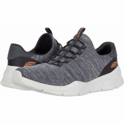 スケッチャーズ SKECHERS メンズ シューズ・靴 Equalizer 4.0 Voltis Charcoal/Orange