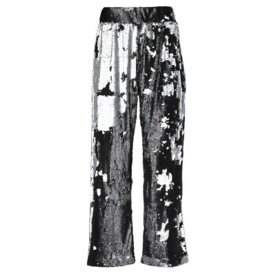 PRIMANT パンツ ブラック L ポリエステル 100% パンツ