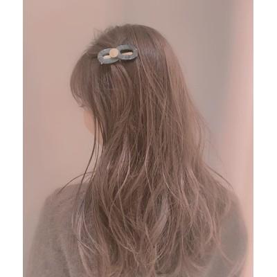 CERCA / Mignonjour/マーブルデザインヘアクリップ WOMEN ヘアアクセサリー > ヘアゴム