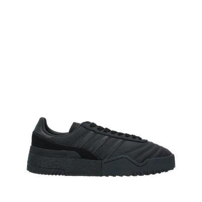 ADIDAS ORIGINALS by ALEXANDER WANG メンズ スニーカー シューズ 靴 ブラック