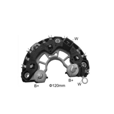 AL オルタネーター ジェネレーター 整流器 ブリッジ 適用: BHP12099 1ピース AL-JJ-1054