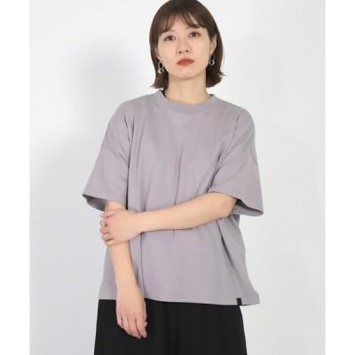 tシャツ Tシャツ [D.M.G / ディーエムジー] 天竺 ドロップショルダーTシャツ