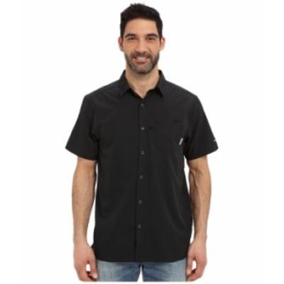 コロンビア メンズ シャツ トップス Slack Tide Camp Shirt Black